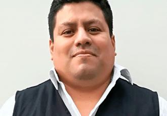 Alex Robert Ávila Espinoza, técnico certificado Yale en Perú.