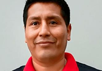 Victor Mayta Puma, técnico certificado Yale en Perú.
