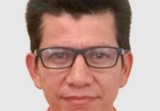 Lombardo Hidalgo, técnico certificado Yale en instalación de cerraduras digitales, CCTV e intercomunicadores en Guatemala.